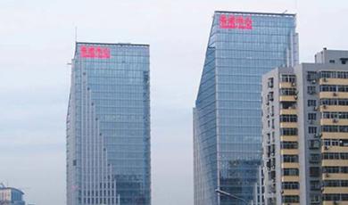 北京乐成集团大厦楼宇洗漱热水工程
