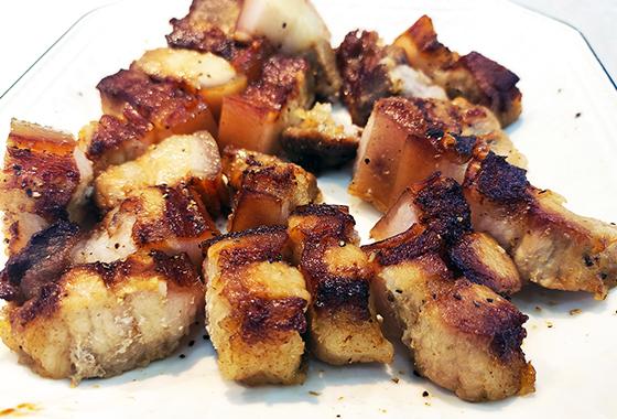 爱吃肉星人绝对要试试五花肉这样烤着吃!